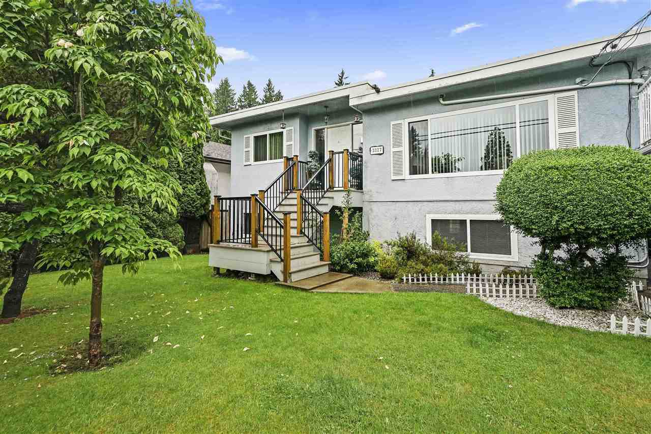Main Photo: 3327 ALLAN Road in North Vancouver: Lynn Valley House for sale : MLS®# R2465852