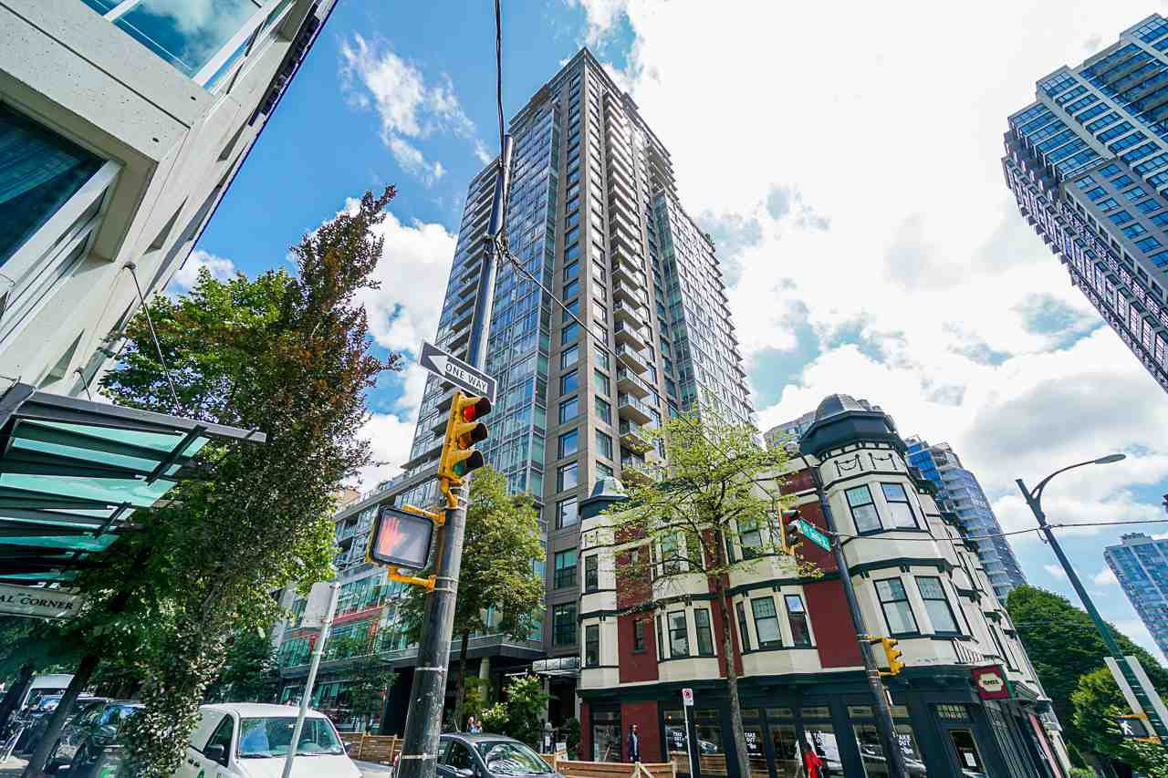 Main Photo: 909 888 HOMER Street in Vancouver: Downtown VW Condo for sale (Vancouver West)  : MLS®# R2475403
