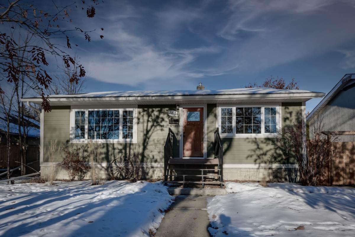 Main Photo: 14444 110 Avenue in Edmonton: Zone 21 House for sale : MLS®# E4224829