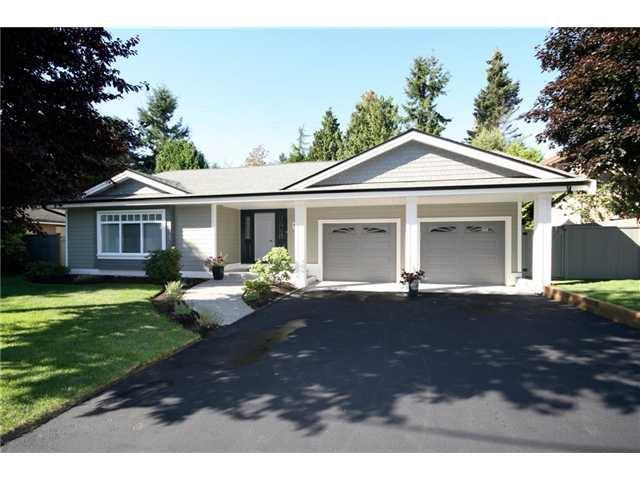 """Main Photo: 1137 KUMA Crescent in Tsawwassen: English Bluff House for sale in """"THE VILLAGE"""" : MLS®# V969676"""