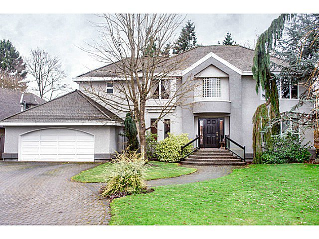 "Main Photo: 5800 N GIBBONS Drive in Richmond: Riverdale RI House for sale in ""Riverdale"" : MLS®# V988118"