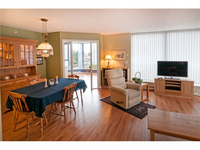 "Photo 12: Photos: # 603 739 PRINCESS ST in New Westminster: Uptown NW Condo for sale in ""BERKLEY PLACE"" : MLS®# V993107"