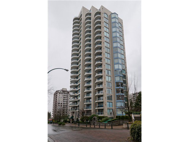 "Photo 1: Photos: # 603 739 PRINCESS ST in New Westminster: Uptown NW Condo for sale in ""BERKLEY PLACE"" : MLS®# V993107"