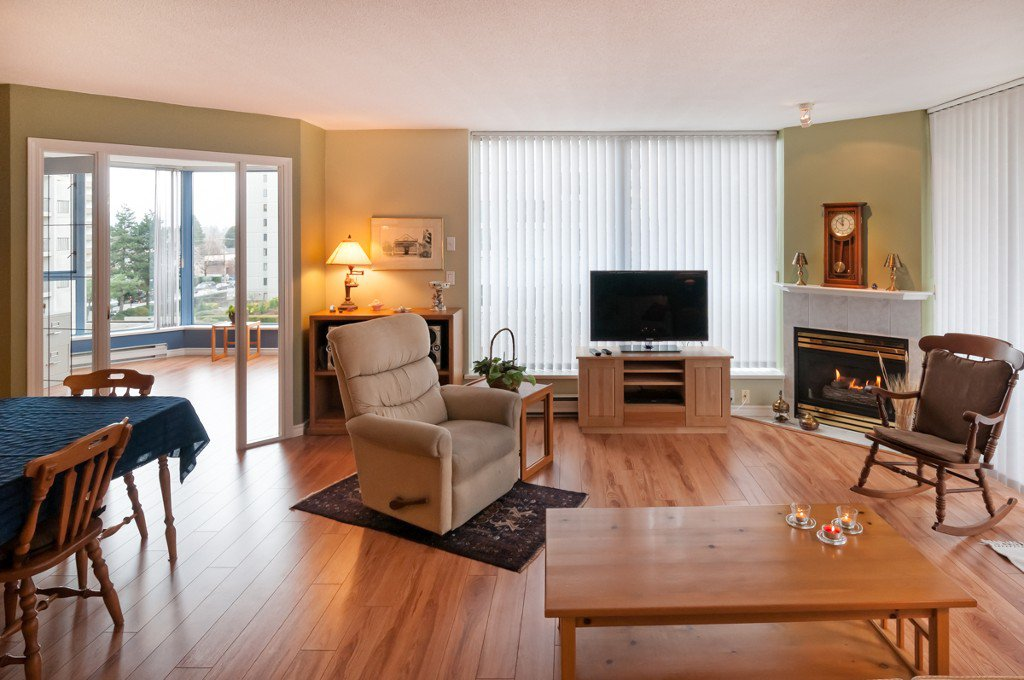 "Photo 10: Photos: # 603 739 PRINCESS ST in New Westminster: Uptown NW Condo for sale in ""BERKLEY PLACE"" : MLS®# V993107"