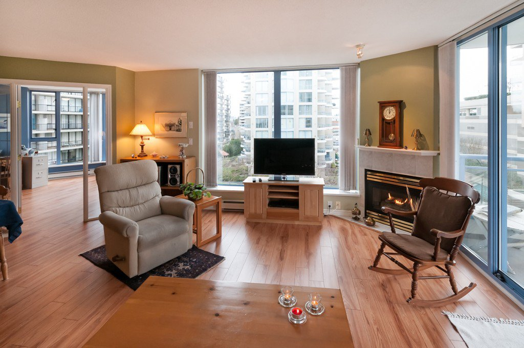 "Photo 38: Photos: # 603 739 PRINCESS ST in New Westminster: Uptown NW Condo for sale in ""BERKLEY PLACE"" : MLS®# V993107"