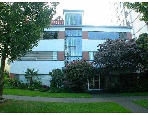 "Main Photo: 201 1879 BARCLAY ST in Vancouver: West End VW Condo for sale in ""RALSTON COURT"" (Vancouver West)  : MLS®# V546097"