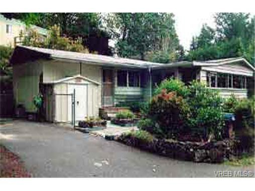 Main Photo: 57 2500 Florence Lake Rd in VICTORIA: La Florence Lake Other for sale (Langford)  : MLS®# 163393