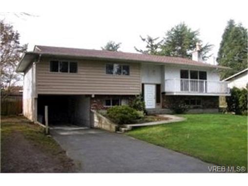 Main Photo:  in VICTORIA: SE Gordon Head House for sale (Saanich East)  : MLS®# 424806