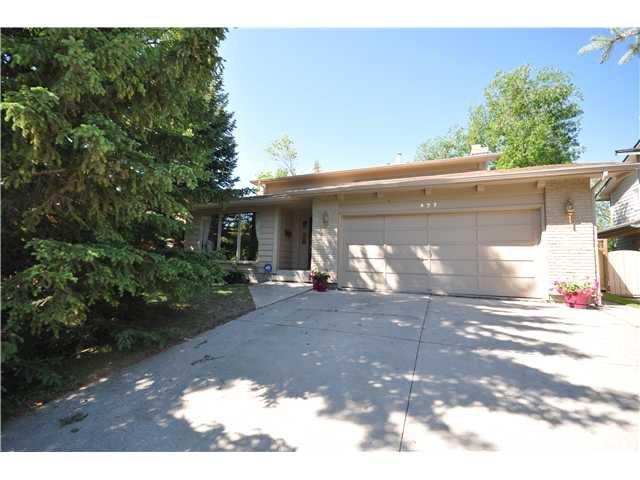 Main Photo: 427 OAKSIDE Circle SW in CALGARY: Oakridge Estates Residential Detached Single Family for sale (Calgary)  : MLS®# C3625153