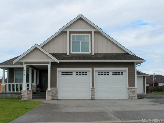 Main Photo: 285 Vermont Drive Campbell River Real Estate Properties Remax Check Realty