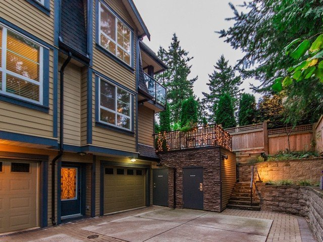 Main Photo: 5 1486 Everall Street in White Rock: Townhouse for sale : MLS®# F1300608