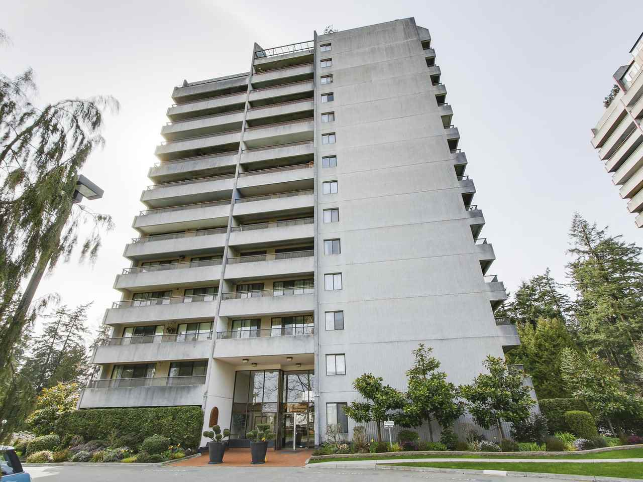 Main Photo: 1408 4194 MAYWOOD STREET in : Metrotown Condo for sale : MLS®# R2154046