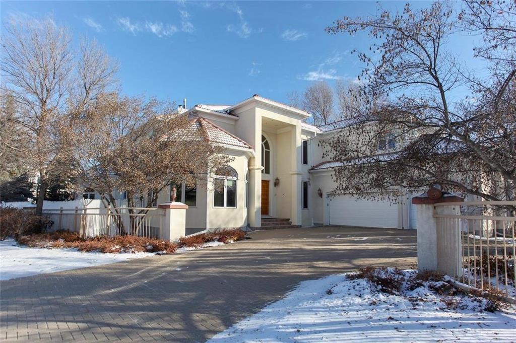 Main Photo: 1 Kerslake Drive in Winnipeg: Tuxedo Residential for sale (1E)  : MLS®# 1930747