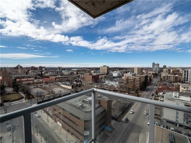 Main Photo: 1507 188 15 Avenue SW in Calgary: Beltline Apartment for sale : MLS®# C4302912