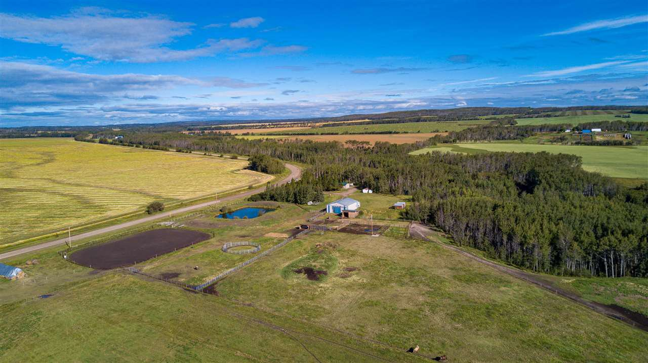 Main Photo: 12240 GOLATA CREEK Road in Fort St. John: Fort St. John - Rural E 100th House for sale (Fort St. John (Zone 60))  : MLS®# R2490395