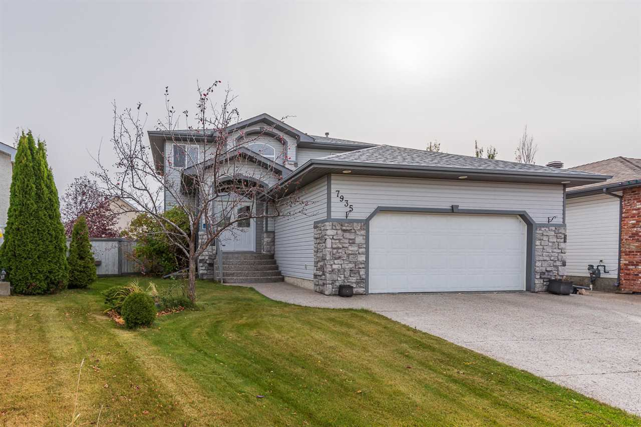 Main Photo: 7935 165 Avenue in Edmonton: Zone 28 House for sale : MLS®# E4217980