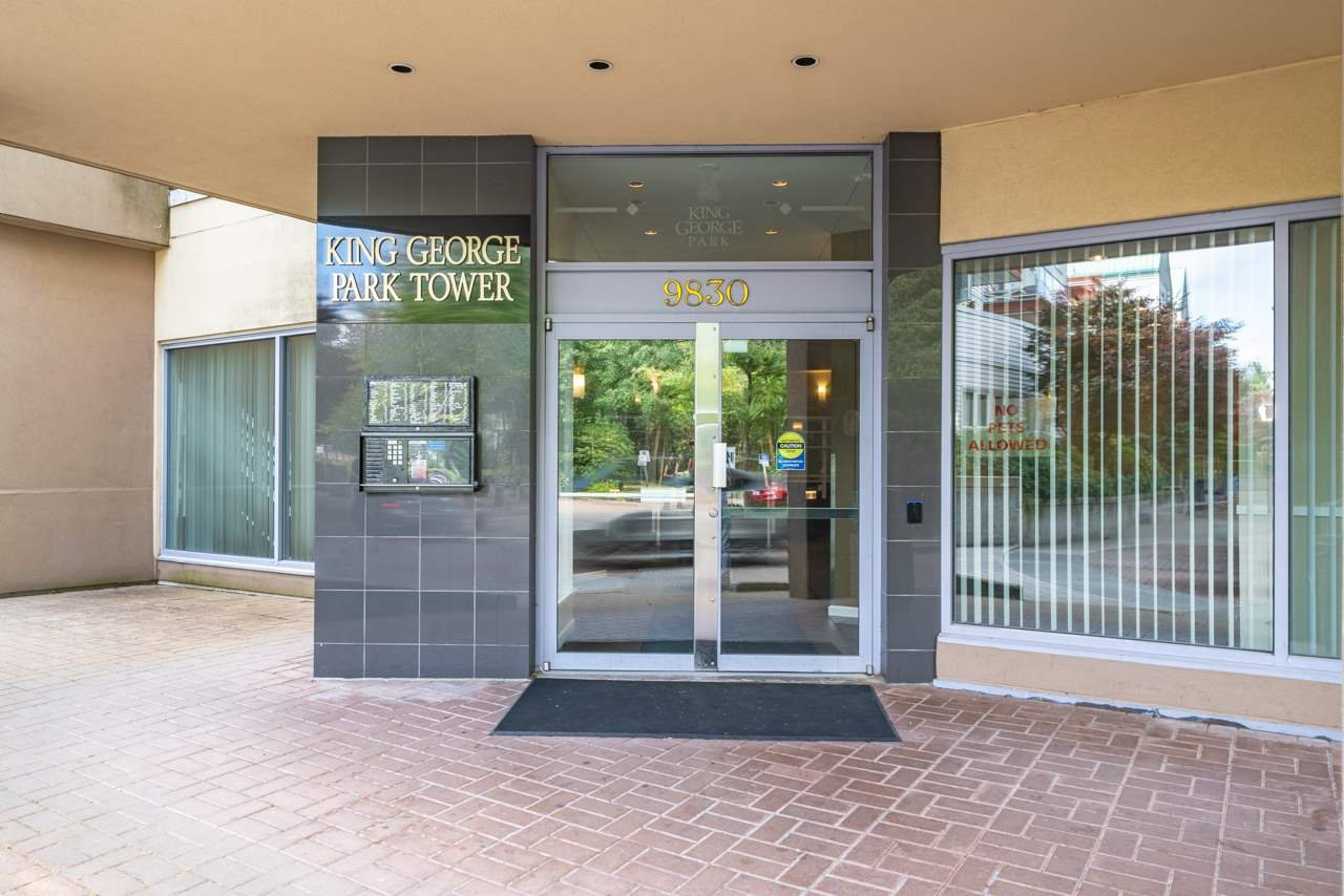Main Photo: 508 9830 WHALLEY Boulevard in Surrey: Whalley Condo for sale (North Surrey)  : MLS®# R2515314