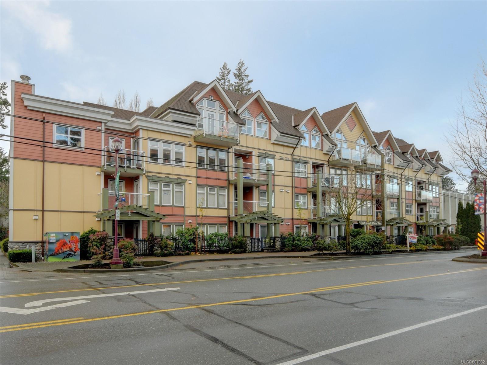 Main Photo: 410 663 Goldstream Ave in : La Fairway Condo for sale (Langford)  : MLS®# 861902