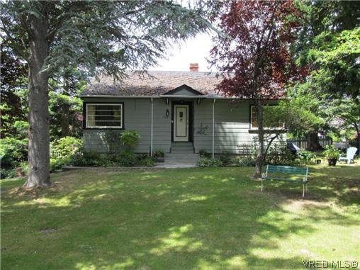 Main Photo: 2898 Colquitz Ave in VICTORIA: SW Gorge House for sale (Saanich West)  : MLS®# 618271