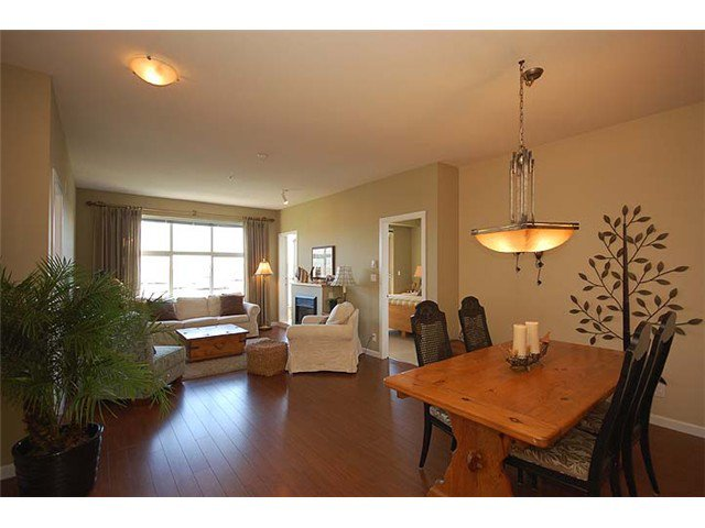 """Photo 4: Photos: 308 285 ROSS Drive in New Westminster: Fraserview NW Condo for sale in """"THE GROVE"""" : MLS®# V971218"""