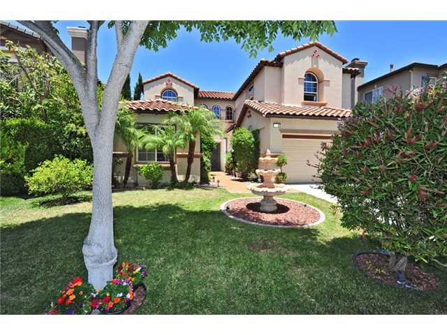 Main Photo: TORREY HIGHLANDS House for sale : 6 bedrooms : 7048 Chapala Canyon Court in San Diego