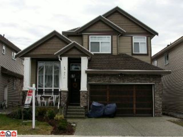 Main Photo: 19626 72A Avenue in LANGLEY: Willoughby Heights House  (Langley)  : MLS®# F1200558