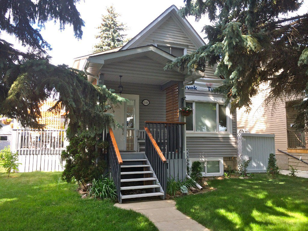 Main Photo: 12410 93 Street NW: Edmonton House for sale : MLS®# E3389267