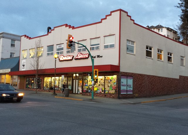 Photo 1: Photos: COMMERCIAL PROPERTY SOLD! in MIXED RETAIL-OFFICE BUILDING: Home for sale (RETAIL-OFFICE BUILDING)