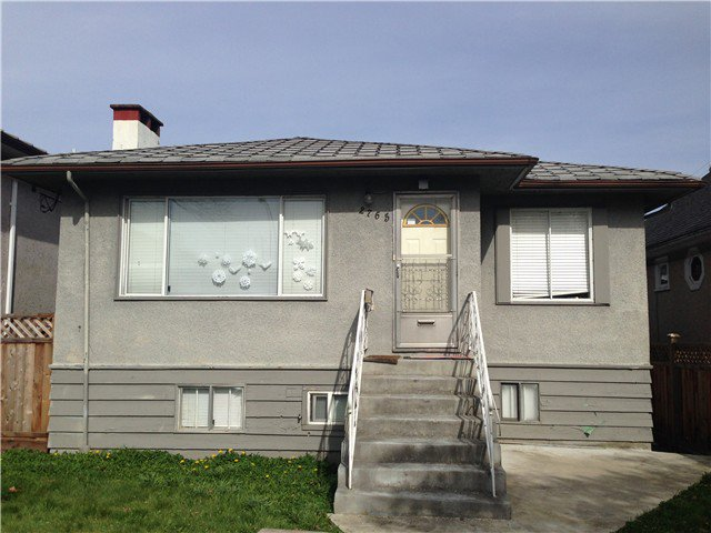 Main Photo: 2765 DUKE ST in Vancouver: Collingwood VE House for sale (Vancouver East)  : MLS®# V1111474