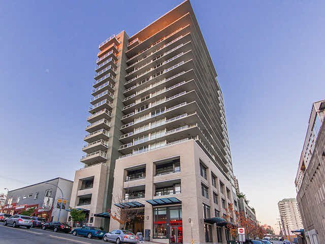 Main Photo: 601 39 SIXTH Street in NEW WESTMINSTER: Downtown NW Condo for sale (New Westminster)  : MLS®# V1111943