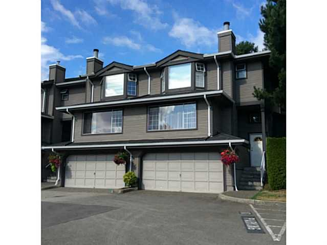 Main Photo: # 124 1140 CASTLE CR in Port Coquitlam: Citadel PQ Townhouse for sale : MLS®# V1137916