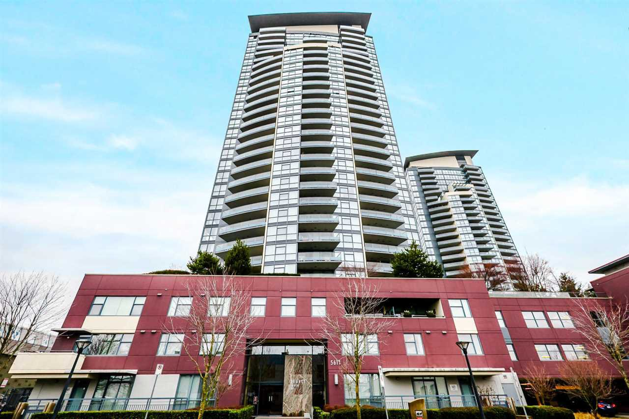 Main Photo: 2001 5611 GORING STREET in Burnaby: Central BN Condo for sale (Burnaby North)  : MLS®# R2028864