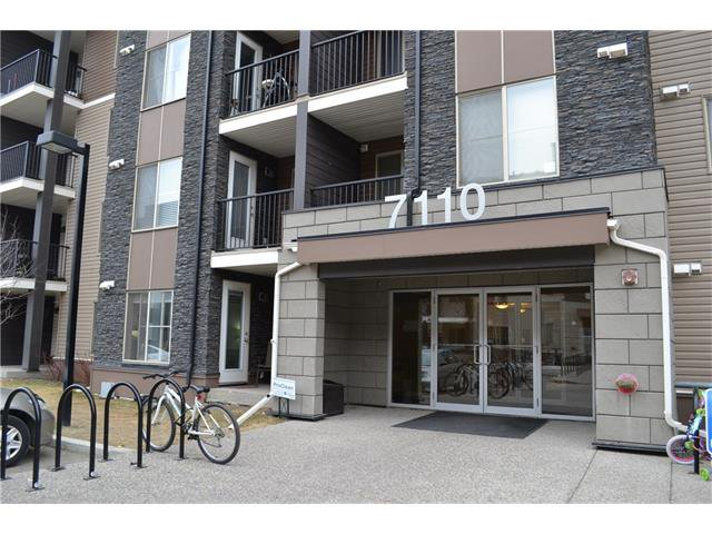 Main Photo: #113 7110 80 AV NE in Calgary: Saddle Ridge Condo for sale : MLS®# C4051517