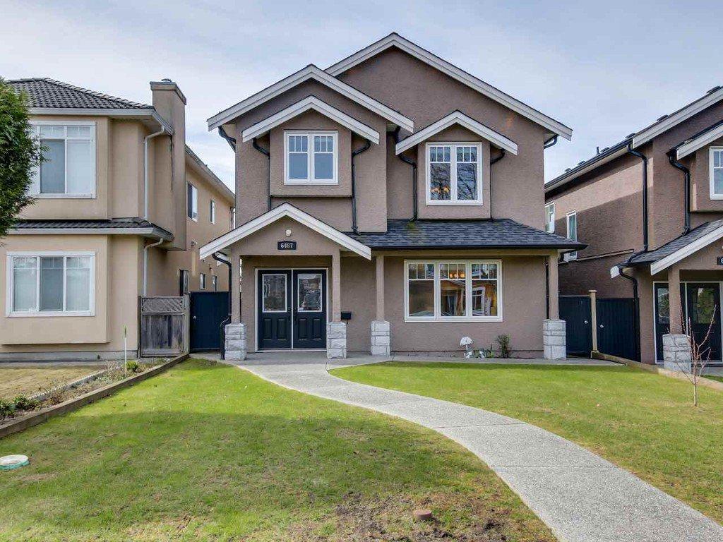 Main Photo: 6487 BRANTFORD AVENUE in Burnaby: Upper Deer Lake House for sale (Burnaby South)  : MLS®# R2050165