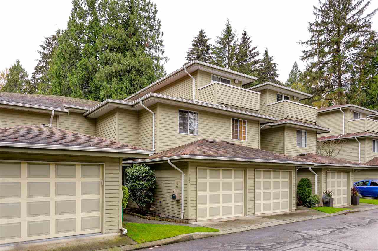 Main Photo: 117 1386 LINCOLN DRIVE in Port Coquitlam: Oxford Heights Townhouse for sale : MLS®# R2119011