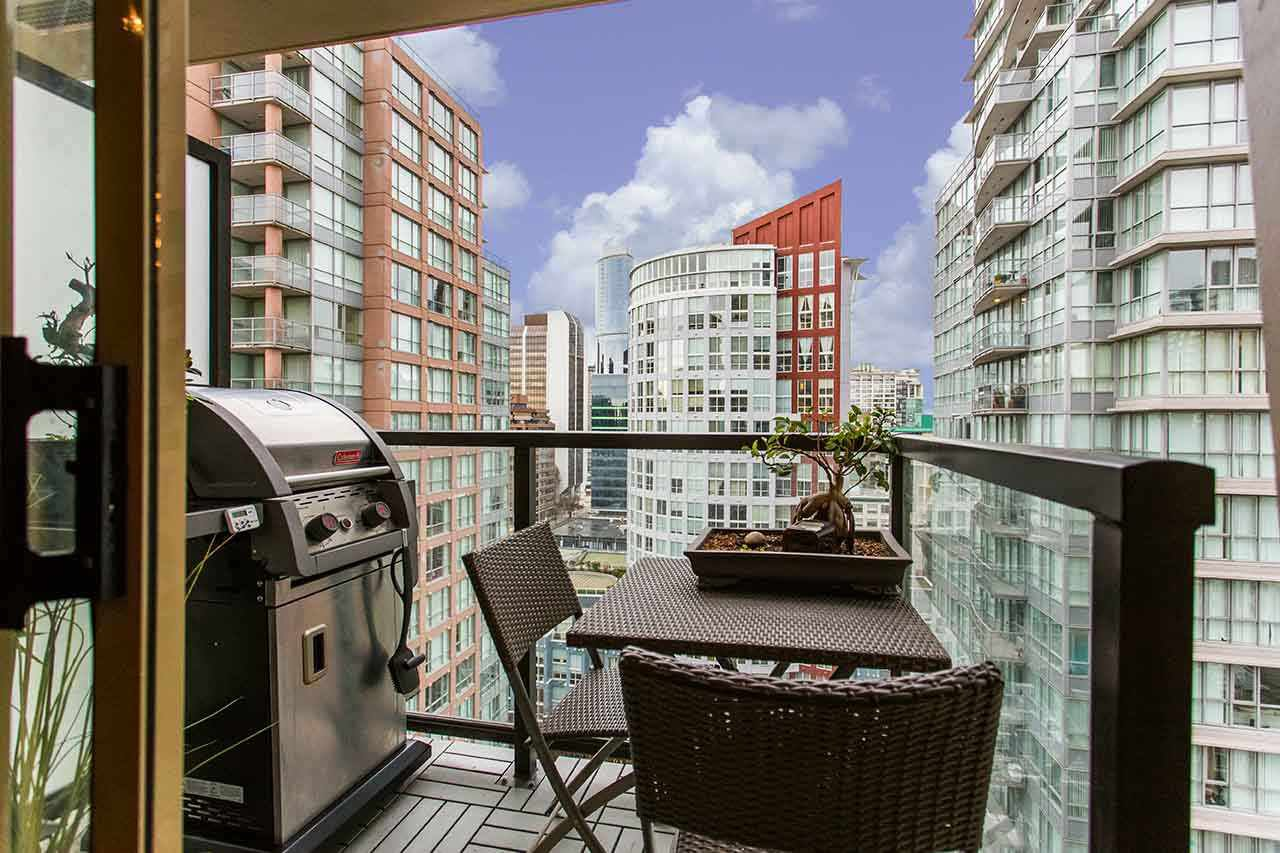 Main Photo: 1903 969 RICHARDS STREET in : Downtown VW Condo for sale : MLS®# R2026391
