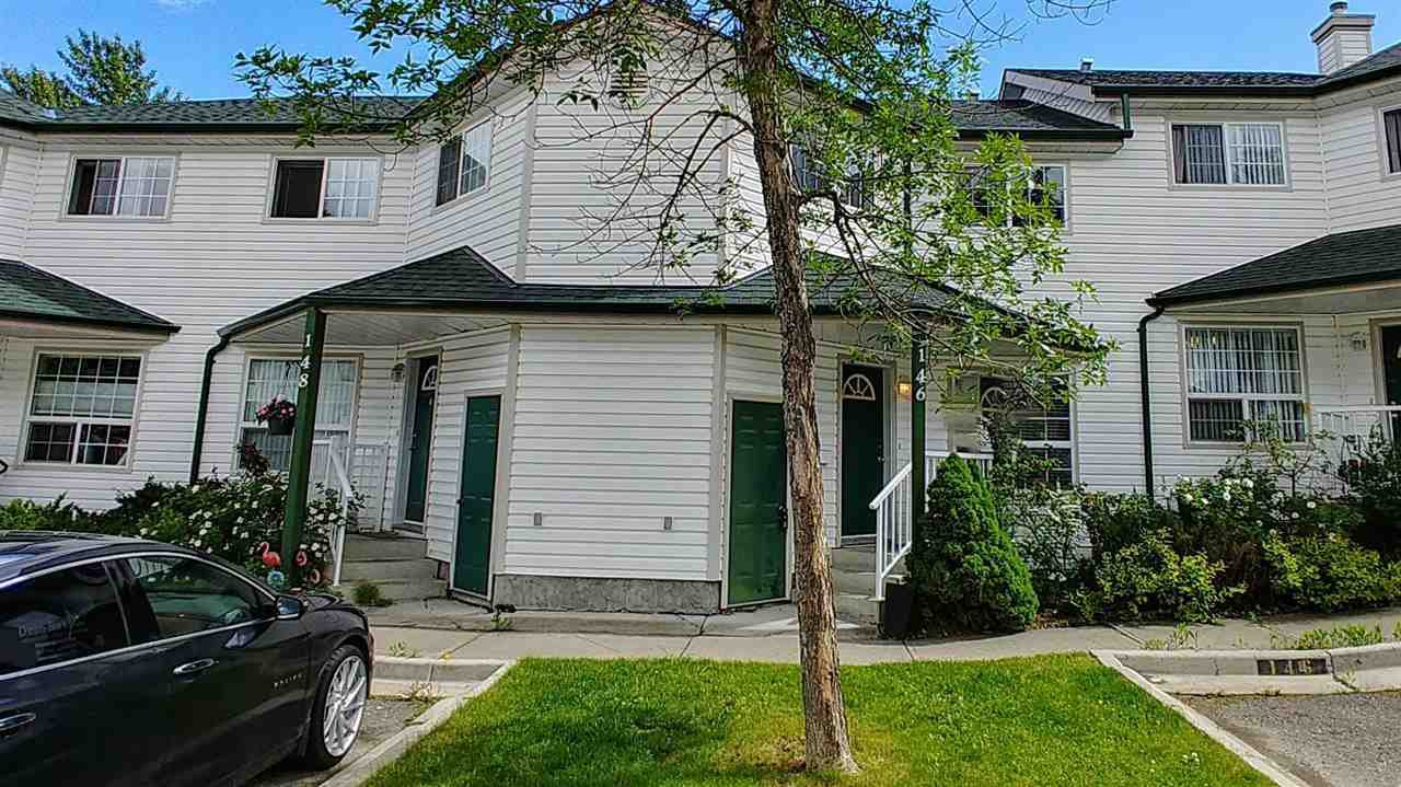 Main Photo: 146 3233 MCGILL CRESCENT in : Upper College Townhouse for sale : MLS®# R2283690