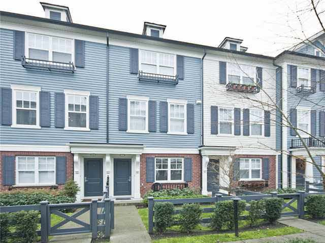 Main Photo: 7 2495 Davies Avenue in : Central Pt Coquitlam Townhouse for sale (Port Coquitlam)  : MLS®# V921445