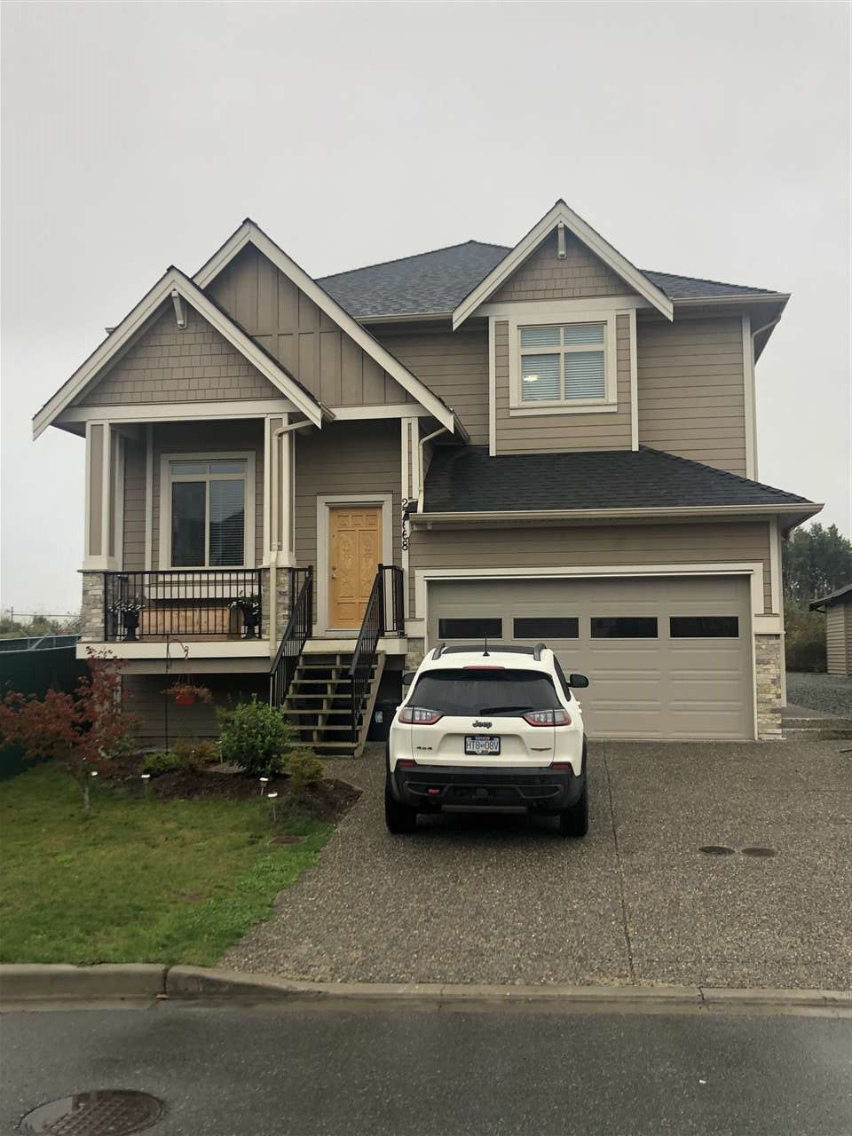 Main Photo: 27668 RAILCAR Court in Abbotsford: Aberdeen House for sale : MLS®# R2409237
