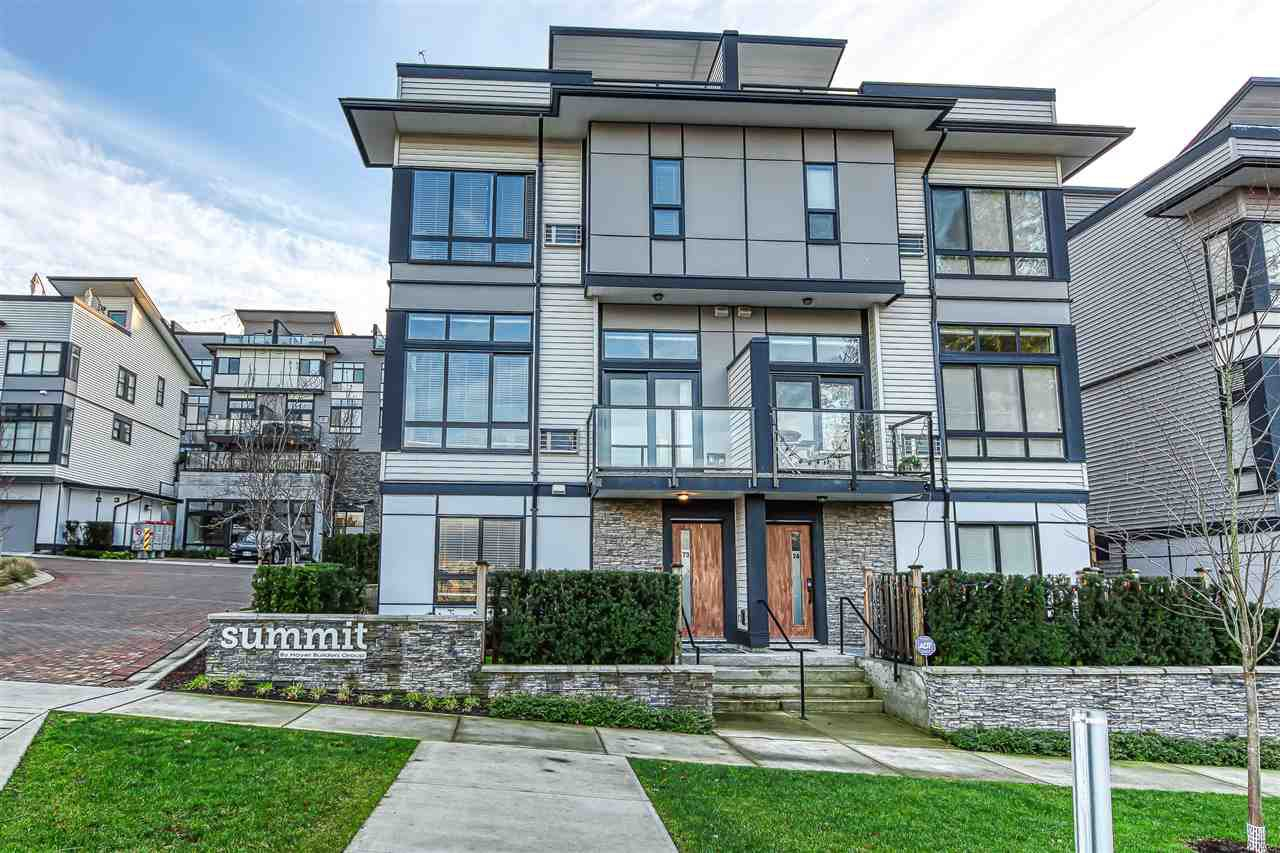 "Photo 2: Photos: 73 14058 61 Avenue in Surrey: Sullivan Station Townhouse for sale in ""Summit"" : MLS®# R2423344"