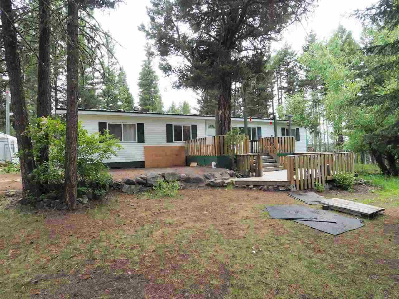 Photo 2: Photos: 4836 GLOINNZUN Drive in 108 Mile Ranch: 108 Ranch Manufactured Home for sale (100 Mile House (Zone 10))  : MLS®# R2435093