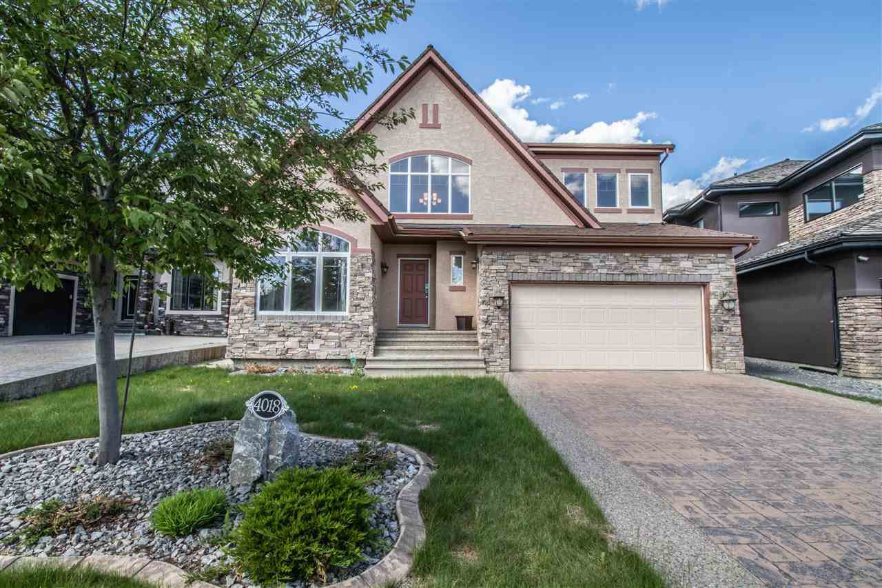 Main Photo: 4018 MACTAGGART Drive in Edmonton: Zone 14 House for sale : MLS®# E4201572