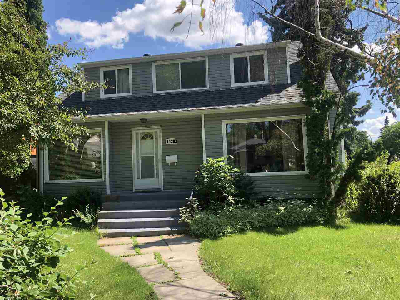 Main Photo: 11203 56 Street NW in Edmonton: Zone 09 House for sale : MLS®# E4205004