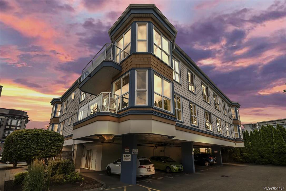 Main Photo: 202 1053 Balmoral Rd in : Vi Central Park Condo for sale (Victoria)  : MLS®# 851437