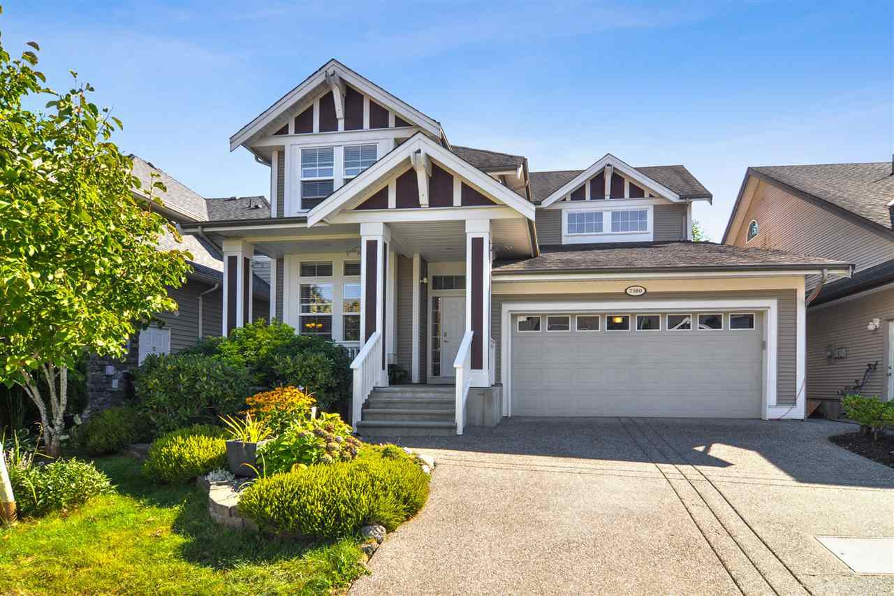 """Main Photo: 7380 200B Street in Langley: Willoughby Heights House for sale in """"Jericho Ridge"""" : MLS®# R2496090"""