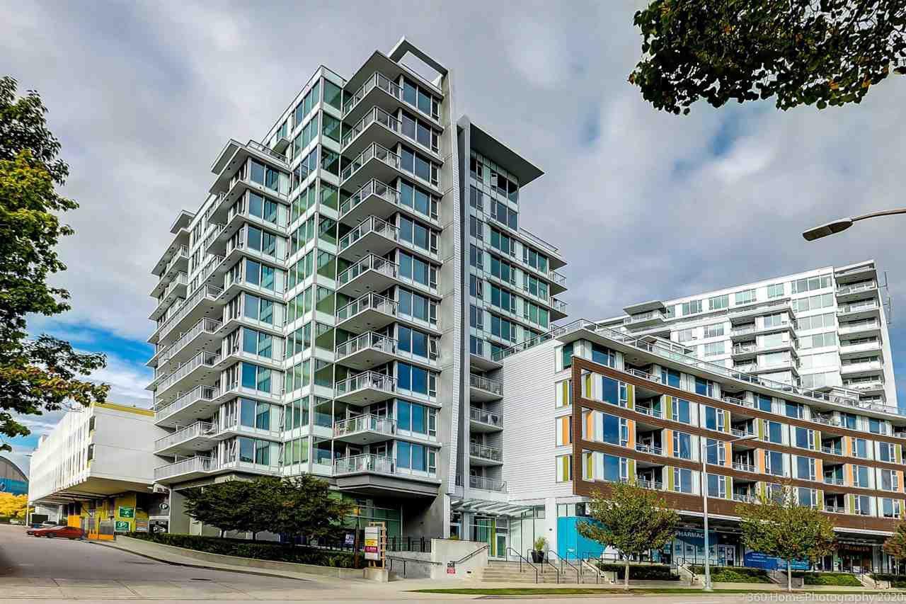 Main Photo: 607 6951 ELMBRIDGE Way in Richmond: Brighouse Condo for sale : MLS®# R2506851