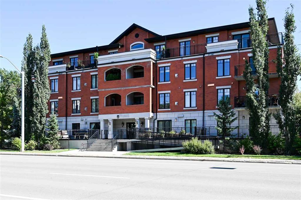 Main Photo: 307 7907 109 Street in Edmonton: Condo for sale
