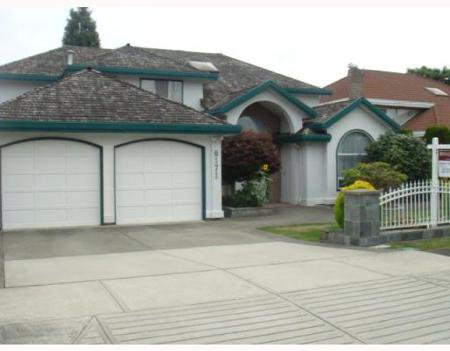 Main Photo: 6171 Danube Rd: House for sale (Woodwards)  : MLS®# V776877
