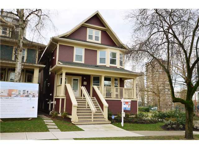 "Main Photo: 1560 COMOX Street in Vancouver: West End VW Townhouse for sale in ""C & C"" (Vancouver West)  : MLS®# V931031"