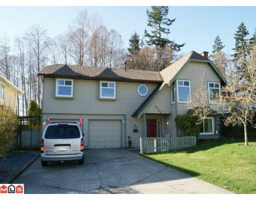 Main Photo: 8745 147TH Street in SURREY: Bear Creek Green Timbers House for sale (Surrey)  : MLS®# F1301178